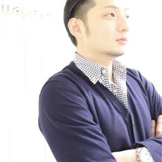 ショート ナチュラル ボーイッシュ 黒髪 ヘアスタイルや髪型の写真・画像
