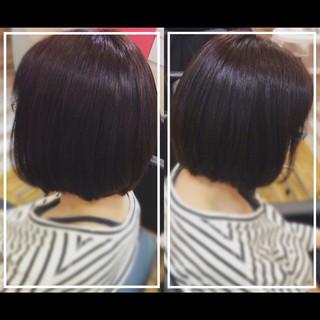 髪質改善 髪質改善カラー 艶髪 髪質改善トリートメント ヘアスタイルや髪型の写真・画像