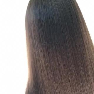 最新トリートメント ナチュラル ロング デート ヘアスタイルや髪型の写真・画像 ヘアスタイルや髪型の写真・画像