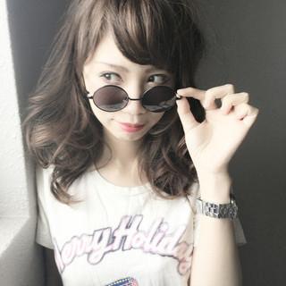 ストリート グラデーションカラー 卵型 外国人風 ヘアスタイルや髪型の写真・画像