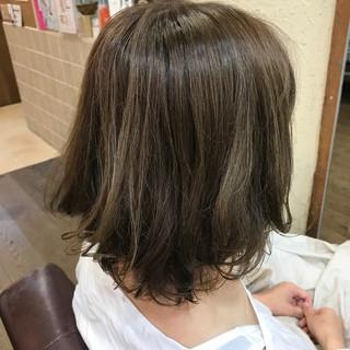 築田直也さんのヘアスナップ
