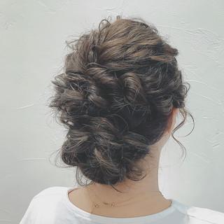 フェミニン 透明感 ロング デート ヘアスタイルや髪型の写真・画像