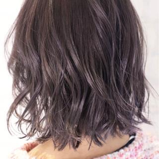ダブルカラー 外国人風カラー ハイライト バレイヤージュ ヘアスタイルや髪型の写真・画像