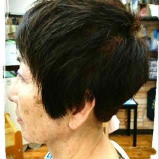 杉本 拓海さんのヘアスナップ