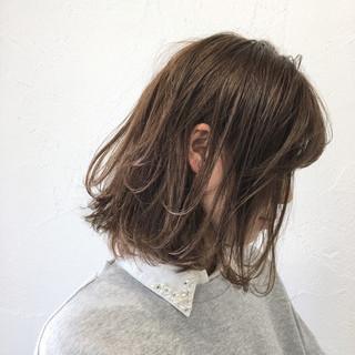色気 グレージュ ボブ 女子会 ヘアスタイルや髪型の写真・画像 ヘアスタイルや髪型の写真・画像