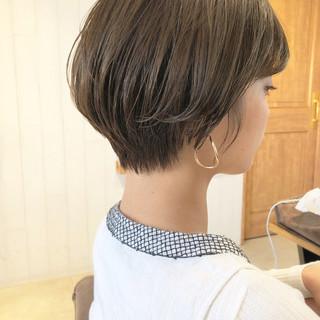 ショート ショートヘアアレンジ ショートヘア ショートカット ヘアスタイルや髪型の写真・画像