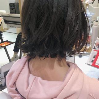 大人ミディアム ミディアムレイヤー エレガント ミディアム ヘアスタイルや髪型の写真・画像