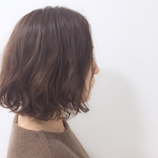 簡単 パーマ 大人かわいい 抜け感 ヘアスタイルや髪型の写真・画像