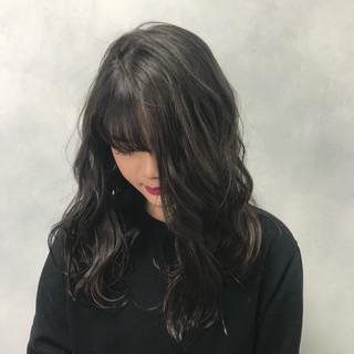 竺原奈緒さんのヘアスナップ