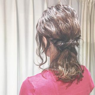 木下愛子さんのヘアスナップ