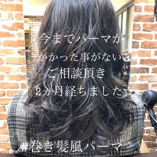 高柳誠也/東京選抜パーマ美容師/chobiiさんのヘアスナップ