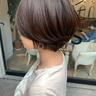 ヘアアレンジ 結婚式 ショートヘア ショート ヘアスタイルや髪型の写真・画像
