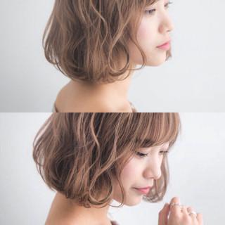 前髪あり こなれ感 簡単 デート ヘアスタイルや髪型の写真・画像