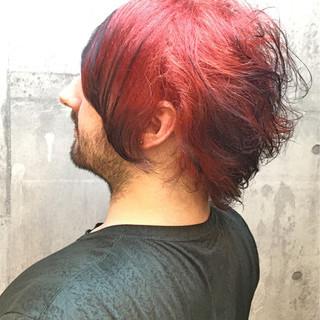 ショート イルミナカラー ストリート 外国人風カラー ヘアスタイルや髪型の写真・画像