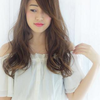 松村幸子さんのヘアスナップ