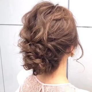 ナチュラル デート アンニュイほつれヘア 簡単ヘアアレンジ ヘアスタイルや髪型の写真・画像