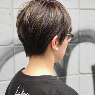 ラフ ストリート スポーツ ショート ヘアスタイルや髪型の写真・画像 ヘアスタイルや髪型の写真・画像