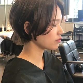 田丸麻紀 ショート モード 吉瀬美智子 ヘアスタイルや髪型の写真・画像