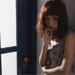 グラデーションカラー モテ髪 ナチュラル 大人かわいい ヘアスタイルや髪型の写真・画像