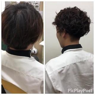 個性的 ショート ボーイッシュ ストリート ヘアスタイルや髪型の写真・画像 ヘアスタイルや髪型の写真・画像