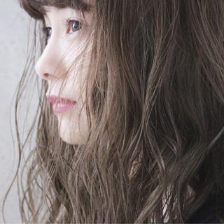 アンニュイ ナチュラル 涼しげ ヘアアレンジ ヘアスタイルや髪型の写真・画像