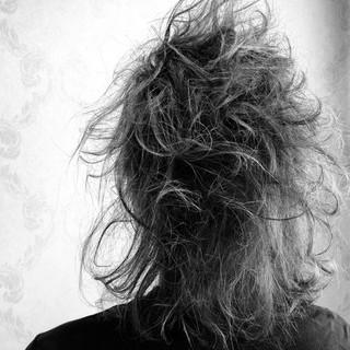 黒髪 セミロング アウトドア 簡単ヘアアレンジ ヘアスタイルや髪型の写真・画像 ヘアスタイルや髪型の写真・画像