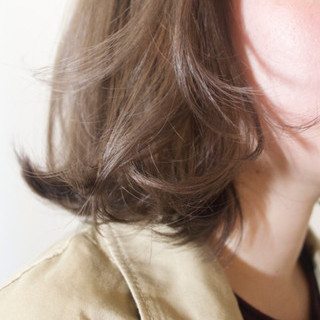 ボブ ハイライト ワンカール ナチュラル ヘアスタイルや髪型の写真・画像 ヘアスタイルや髪型の写真・画像