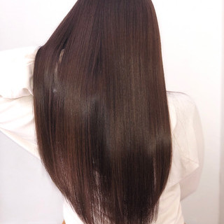 髪質改善カラー ロング 髪質改善 デート ヘアスタイルや髪型の写真・画像 ヘアスタイルや髪型の写真・画像