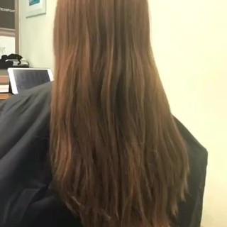 フェミニン ミディアム 外国人風カラー モテ髪 ヘアスタイルや髪型の写真・画像