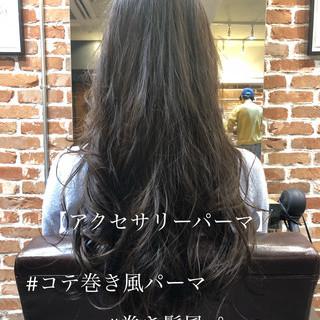 結婚式髪型 デジタルパーマ パーマ 梨花 ヘアスタイルや髪型の写真・画像 ヘアスタイルや髪型の写真・画像