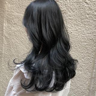 韓国風ヘアー エレガント 韓国ヘア 韓国 ヘアスタイルや髪型の写真・画像