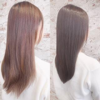 大人可愛い 艶髪 透明感 フェミニン ヘアスタイルや髪型の写真・画像 ヘアスタイルや髪型の写真・画像