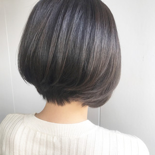 Yumi Tsutsuiさんのヘアスナップ