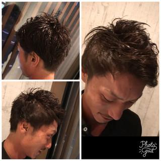 平さんのヘアスナップ