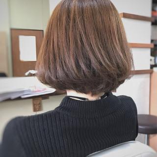 ヘアアレンジ ショートボブ ショート こなれ感 ヘアスタイルや髪型の写真・画像