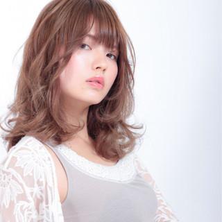 外国人風カラー デート パーマ 秋 ヘアスタイルや髪型の写真・画像
