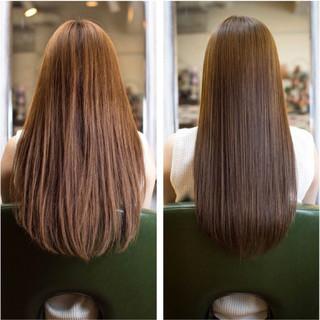 トリートメント 艶髪 ナチュラル ロング ヘアスタイルや髪型の写真・画像 ヘアスタイルや髪型の写真・画像