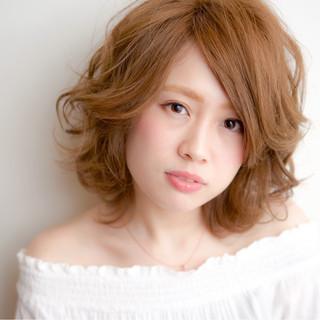 モテ髪 フェミニン 外国人風 愛され ヘアスタイルや髪型の写真・画像