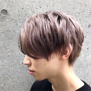 ABBEY 迫田 紘史さんのヘアスナップ