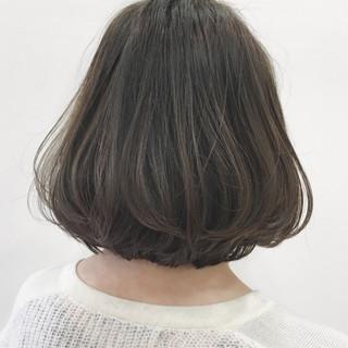 抜け感 アッシュベージュ ナチュラル アッシュ ヘアスタイルや髪型の写真・画像