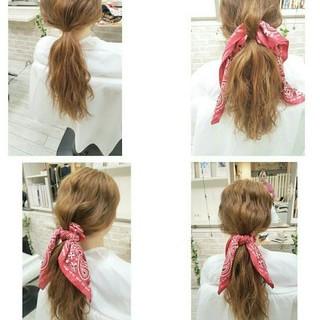 大人女子 ナチュラル ヘアアレンジ 簡単ヘアアレンジ ヘアスタイルや髪型の写真・画像