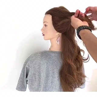 夏 デート エレガント 女子会 ヘアスタイルや髪型の写真・画像