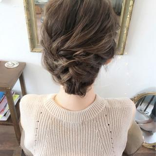 結婚式 夏 お祭り 花火大会 ヘアスタイルや髪型の写真・画像