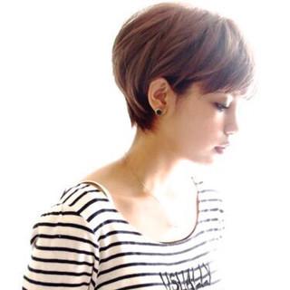 ナチュラル こなれ感 小顔 大人女子 ヘアスタイルや髪型の写真・画像 ヘアスタイルや髪型の写真・画像