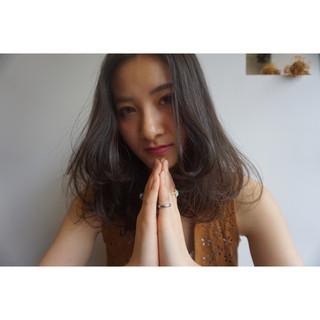 ロング ブラウン 外国人風 ハイライト ヘアスタイルや髪型の写真・画像