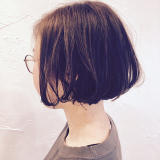 大人かわいい ナチュラル 大人女子 ボブ ヘアスタイルや髪型の写真・画像