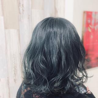 北川友理さんのヘアスナップ