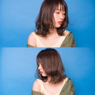 宮本 英里香さんのヘアスナップ