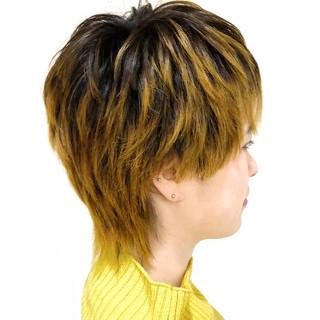 フェミニン 外国人風 透明感 ハイライト ヘアスタイルや髪型の写真・画像