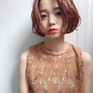 大人かわいい 色気 パーマ フェミニン ヘアスタイルや髪型の写真・画像